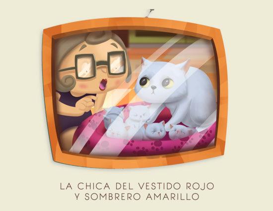 Carátula de #LaChica - Música de ruboc